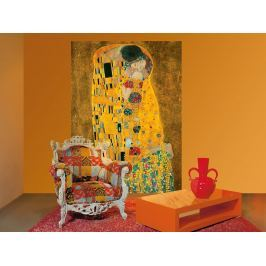Wizard+Genius W+G Giant Art® Gustav Klimt: The Kiss 115x175 cm