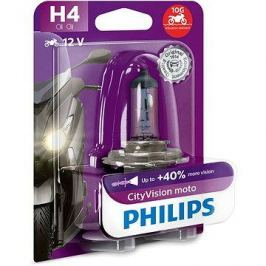 recenze PHILIPS H4 CityVision Moto a informace