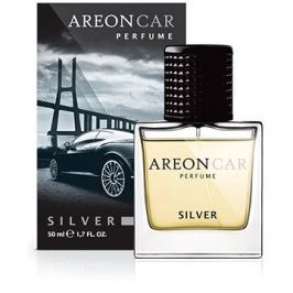 AREON PERFUME GLASS 50ml Silver