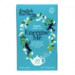 ENGLISH TEA SHOP WELLNESS BIO ENERGIE 20 sáčků