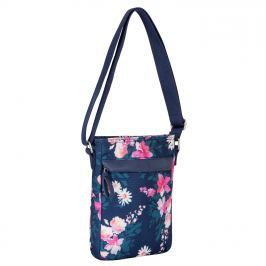 Miso Canvas Side Bag, Navy Floral, UNI