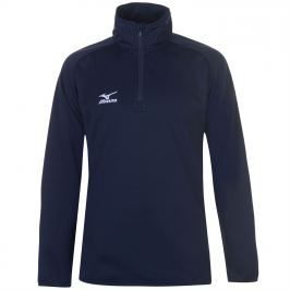 Mizuno Technical Golf Pull Over Mens, Navy, L