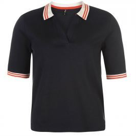 Only Lourie Polo Shirt, Navy Eclipse, XS