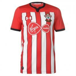 Under Armour Southampton Home Shirt 2018 2019, Red/White, S
